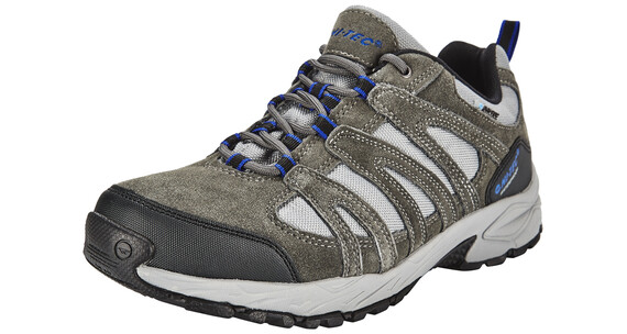 Hi-Tec Alto II Low WP Men charcoal/cobalt